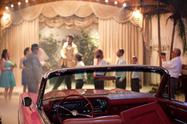 Elvis Vegas Wedding