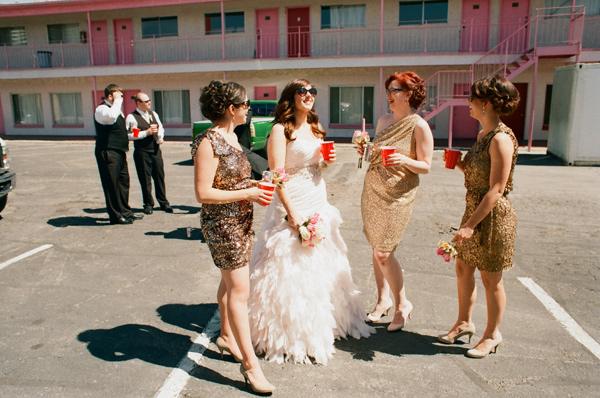 Las Vegas Wedding Motel