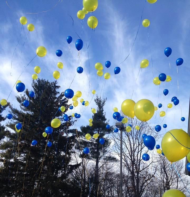 Balloon Memorial