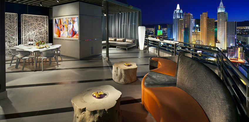 MGM Grand Skyline Terrace Suite Las Vegas
