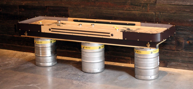 Amazing Diy Table Shuffleboard Biji Us